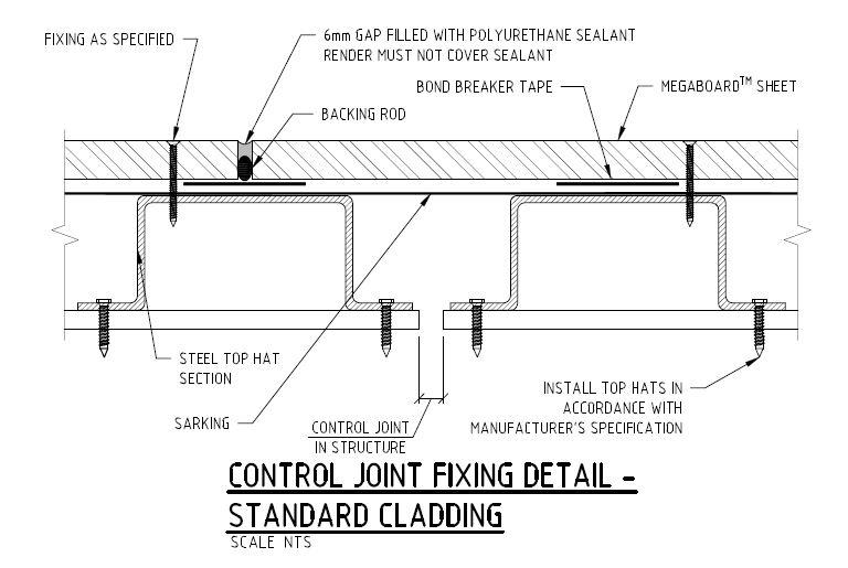 MEGABOARD External Cladding