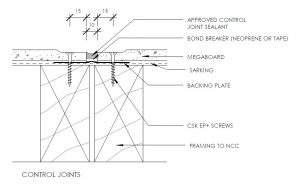 Express Joint Sealant Details