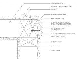External Corner Quoin