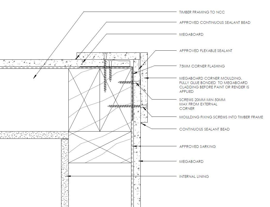 Installation Of MEGABOARD™ - ReGen Building Solutions